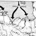 Implantations vikings en Bretagne