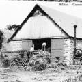 Batteuse et machine à vapeur en action à la ferme de Carmin